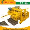 Bewegliches hydraulisches Eierlegen-konkreter hohler Block, der Maschine herstellt