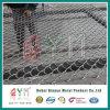 Kettenlink-Zaun-/Diamant-Form-Zaun-Filetarbeit/Kettenlink-Ineinander greifen-Stadion-Zaun