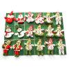 Divers ange du père noël de bonhomme de neige de poupée de Noël de décoration de Noël de modèles