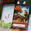 DIY деревянный дом в Железный ящик с игрушками в области образования