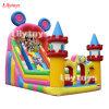 Jogos de desporto comercial Lilytoys Parque Aquático Slide insuflável de equipamento para venda