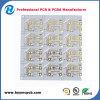 PWB do alumínio da placa de circuito impresso do luminoso do diodo emissor de luz de HASL