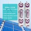 Silikon-Kleber-dichtungsmasse des Sonnenkollektor-photo-voltaische niedrige Stoff-RTV