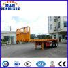40 pies de Eje 3 camión trailer