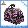 Женщины фасонируют вскользь мешок перемещения Duffle Holdall викэнда багажа печатание