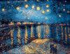 Het mooie Af:drukken van het Canvas van het Decor van de Salon van de Beelden van het Olieverfschilderij van de Kunst