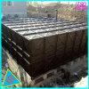 De vierkante Opvouwbare Ondergrondse Opslag van de Tank van het Water Bdf