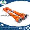 Eje universal profesional de la fábrica SWC para el equipo del laminado de acero