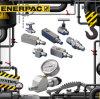 EnerpacのゲージアダプターアセンブリGa45gc