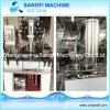 Plastikflaschen-Kleinkapazitätswaschmaschine des Produktionszweiges
