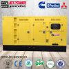 Cummins électrique silencieuse de 250kVA GROUPE ÉLECTROGÈNE INSONORISÉ Générateur Diesel