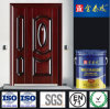 Краска брызга покрытия двери высокого качества для Burglarproof двери