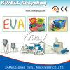 EVA/TPR/PVC het pelletiseren van de Lijn van de Machine voor het Materiaal van het Schuim van het Recycling van het Afval