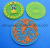 2d de promoción de PVC blando Coaster (ASNYC-16)