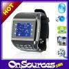 Quadbandキーパッドが付いている二重SIMの完全なタッチ画面の腕時計の電話