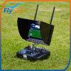A834 bouwde Fpv 7 de  Monitor van de Diversiteit de Ontvanger van de Diversiteit van het Duo 5.8GHz voor de LuchtHommel van de Film in