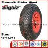Rotella di gomma pneumatica della carriola 400-8