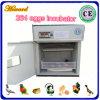 264 incubadora automática aprobada del huevo del pollo del CE de los huevos Yzite-5