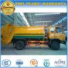 155 Kw 6은 패물이 트럭을 수출을%s 12 T 쓰레기 쓰레기 압축 분쇄기 트럭 모으는 12 톤을 선회한다
