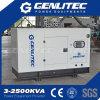 Звукоизоляционное 20kw генератор дизеля 25 kVA
