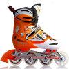 Ботинки конька ролика колес профессионала 4, ботинки конька ролика малышей