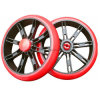 Колеса ABS велосипеда тележки вагонетки кургана высокого качества