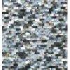 Горячая мать раковины Mop губы черноты сбывания мозаики мрамора перлы для стены украшения