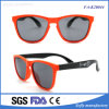 シンプルな設計の方法様式子供のためのオレンジフレームのサングラス