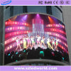 P20 Arco ao ar livre Curved Full Color LED Display Panel Factory