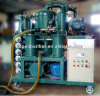 Depurazione di olio del trasformatore di vuoto dell'acciaio inossidabile (ZYD-150) con tensione