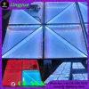 luz profesional de la danza del suelo de la etapa de 432PCS DMX LED
