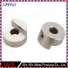 CNC Machinaal bewerkte Afgietsel van het Aluminium van het Metaal van de Douane van het Deel Glanzende