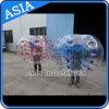 bola de parachoques inflable durable del 1.2m/1.5m/1.8m para jugar al balompié