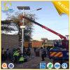 уличные светы 60W 8m солнечные приведенные в действие