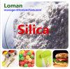 Loman 상표 고무 급료에 의하여 침전되는 실리카, 이산화 실리콘 Sio2