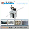 Machine mécanique d'inscription de laser de fibre de pièces pour l'acier inoxydable