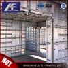 O alumínio Cofragem Descofragem Descofragem modular de construção