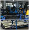 Conducto helicoidal de acero galvanizado de 1,2 mm de grosor de la máquina