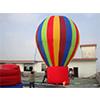Hete Gaint die de Opblaasbare Ballon van de Hete Lucht voor Verkoop adverteren