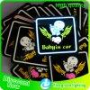Ребенка на машине мигает на наклейке