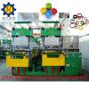 Machines fonctionnantes corrigeantes en caoutchouc en caoutchouc de presse de double station