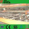La tecnología de fabricación de yeso del panel haciendo