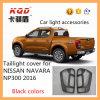 De nieuwe Toebehoren van de Bestelwagen van de Vezel van de Koolstof van het Ontwerp verwijderen de steel van Achter Lichte Dekking voor de Dekking van de Lamp van de Staart van de Uitrustingen van het Lichaam van Np300 Nissan Navara Navara 4D