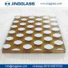 Fabbrica temperata cinese di vetro laminato di sicurezza di costruzione di architettura della costruzione