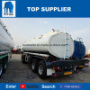 Titaan 25 Cbm 4 de Tanker van de Ruwe olie van de As trekt de Oplegger Afrika van de Staaf