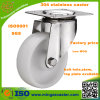 Schwenker-Fußrollen-Rad Nahrungsmitteldes aufbereitenEdelstahl-304