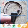 Guarnição de borracha flexível protetora personalizada da borda da extrusão NR para a decoração da mobília