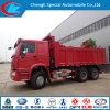 6X4 de Vrachtwagen van de Stortplaats HOWO 336HP