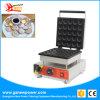 Máquina de grelhar Poffertjes, waffle máquina panqueca para equipamento de restauração