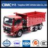 Foton Auman Tx 6X4 Dump Truck with Commins Engine